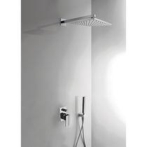 Set doccia da incasso a muro / moderno / con doccia a mano / con soffione regolabile