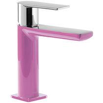 Miscelatore per lavabo / in metallo / da bagno / 1 foro