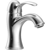 Miscelatore per lavabo / in metallo cromato / da bagno / 2 fori
