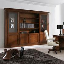 Libreria in stile / per ufficio / in legno