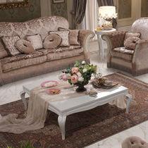 Tavolino basso in stile / in legno / da interno