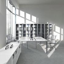 Libreria alta / moderna / professionale / per ufficio