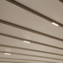 Luce ad incasso / LED / lineare / rotonda