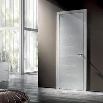 Porta da interni / battente / scorrevole / in legno