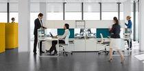 Poltrona da ufficio moderna / in tessuto / in polipropilene / in rete