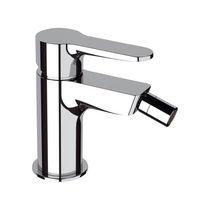 Miscelatore per bidet / in metallo cromato / in ottone cromato / da bagno
