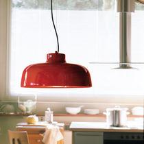 Lampada a sospensione / moderna / in alluminio / in acciaio