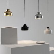 Lampada a sospensione / moderna / in alluminio / in ottone