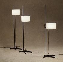 Lampada con piede / moderna / in metallo / in metacrilato