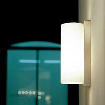 Applique moderna / in metallo / in plastica / LED