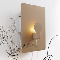 Applique design originale / in ferro / LED
