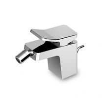 Miscelatore per bidet / in metallo cromato / da bagno / 1 foro