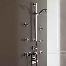 Set doccia da parete / moderno / con doccia a mano