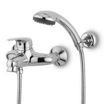 Miscelatore per vasca / da doccia / da parete / in ottone