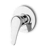 Miscelatore da doccia / da incasso / in ottone / da bagno