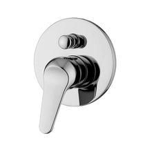 Miscelatore per vasca / da doccia / da incasso / in ottone