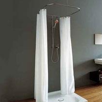 Set doccia da parete / da soffitto / moderno / con doccia a mano