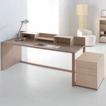 Scrivania in legno / moderna