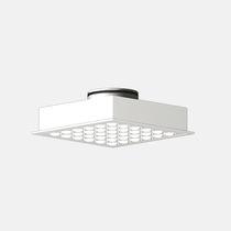 Diffusore d'aria da soffitto / quadrato / multi-ugelli