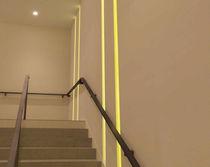 Profilo luminoso da incasso / LED / modulare