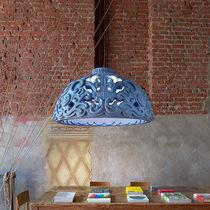 Lampada a sospensione / in stile barocco / in polietilene / da interno