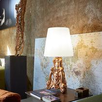 Lampada da tavolo / in stile barocco / in polietilene / da interno