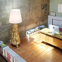 Lampada con piede / in stile barocco / in polietilene / da interno