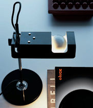 Lampada da tavolo / design originale / in alluminio / in lamiera