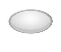 Luce da incasso a soffitto / LED / rotonda / quadrata