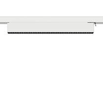 Faretti a binario LED / lineare / in alluminio / professionale