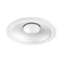 Downlight da incasso / LED / rotondo / in ghisa di alluminio