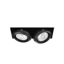 Faretto da incasso a soffitto / da interno / fluorescente compatto / HID
