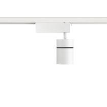 Faretti a binario HID / LED / rotonde / in ghisa di alluminio