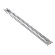 Luce da incasso a pavimento / fluorescente compatta / lineare / da esterno