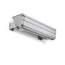 Applique moderna / da esterno / in acciaio / in ghisa di alluminio