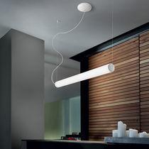 Lampada a sospensione / moderna / in polietilene / da interno