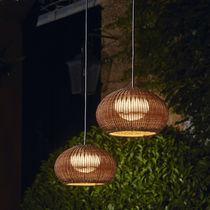 Lampada a sospensione / moderna / in fibre sintetiche / in polietilene