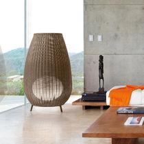 Lampada da pavimento / moderna / in fibre sintetiche / in polietilene