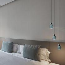 Lampada a sospensione / moderna / in vetro borosilicato / da interno