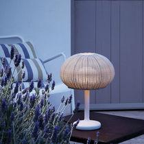 Lampada da tavolo / moderna / in polietilene / da esterno