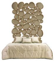 Testiera per letto matrimoniale / design originale / in tessuto