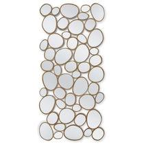Specchio a muro / classico / in metallo