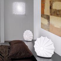 Lampada da tavolo / design originale / indoor / in tessuto