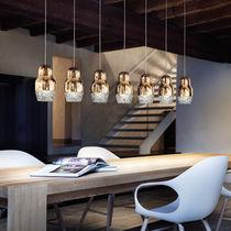Lampada a sospensione / moderna / indoor / in alluminio