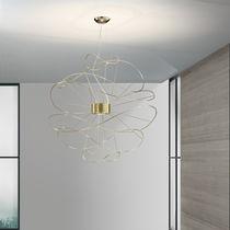 Lampada a sospensione / design originale / indoor / in metallo