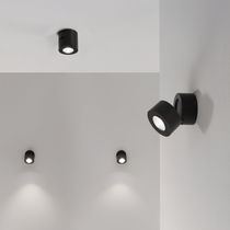 Faretto ad incasso / a muro / da soffitto / indoor