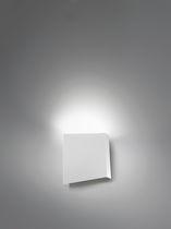 Applique moderna / in metallo / LED / IP20