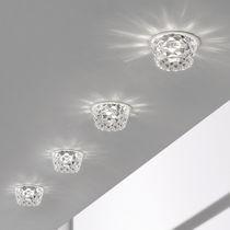 Downlight ad incasso / LED / rotondo / in metallo