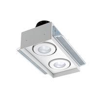 Downlight da incasso / LED / quadrato / rettangolare