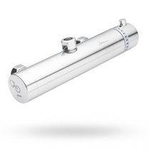 Miscelatore da doccia / in ottone / elettronico / da bagno